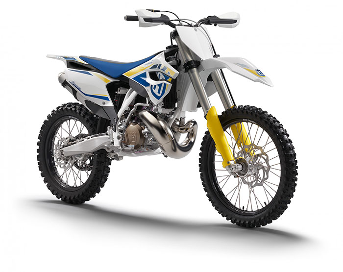2015 Husqvarna TC250 Review