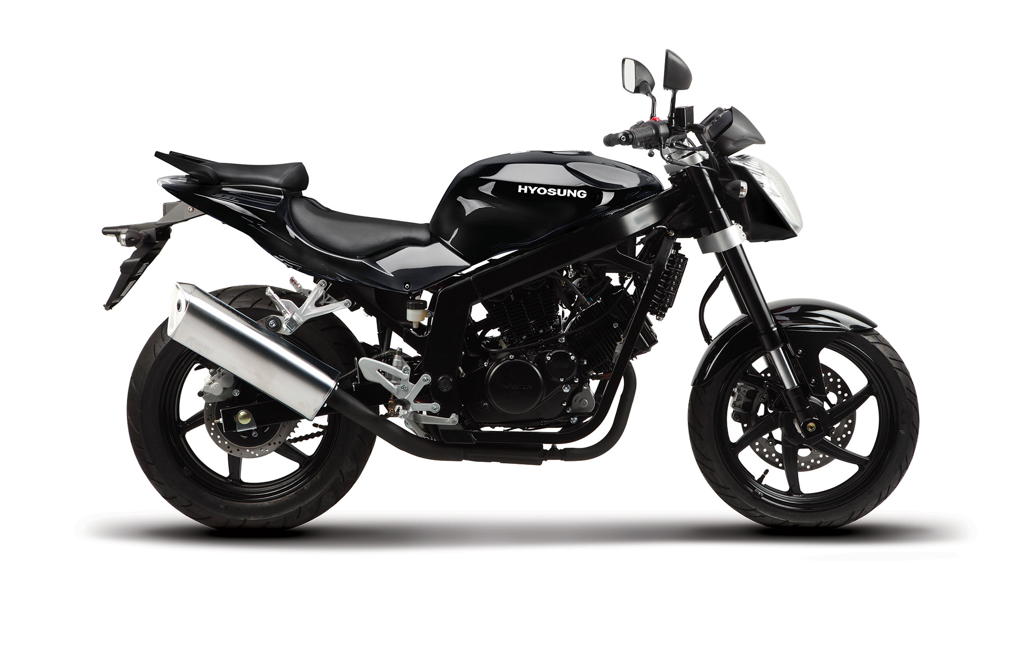2015 Hyosung Gt250 Review
