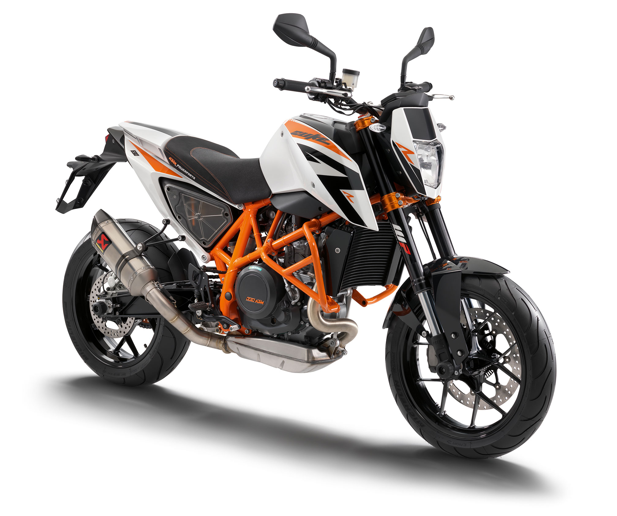 2014 KTM 690 DUKE R ABS Review - Top Speed