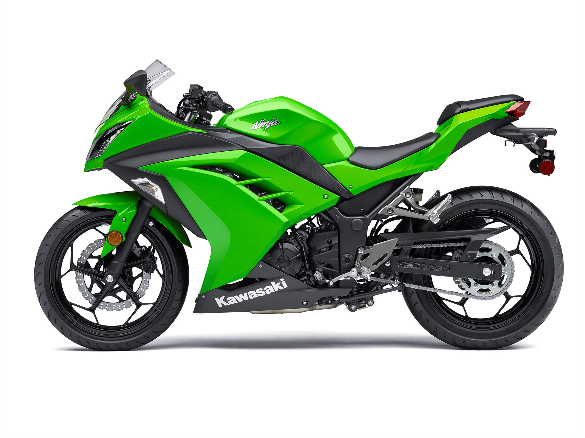 2015 Kawasaki Ninja 300 Review