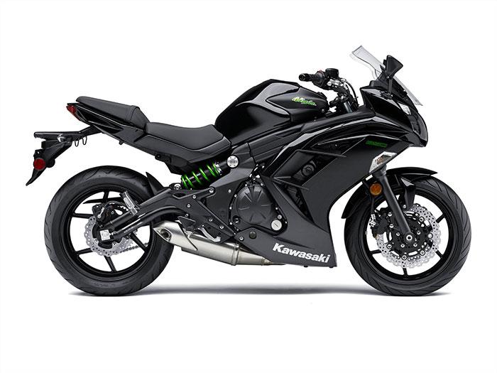2015 Kawasaki Ninja 650 ABS
