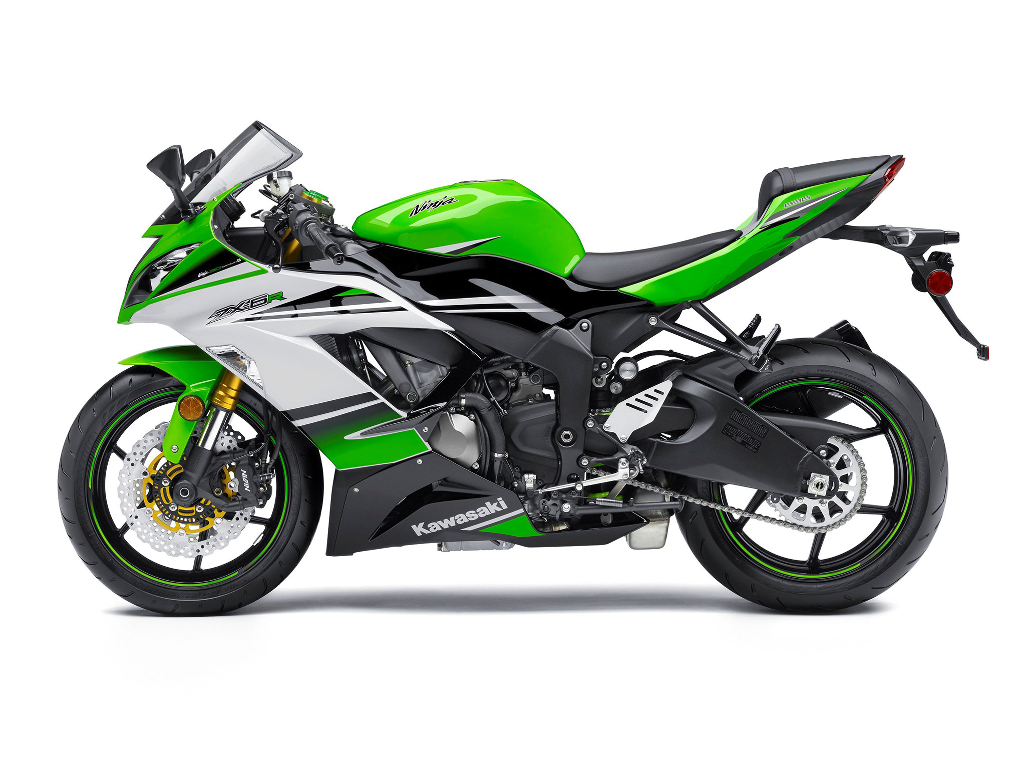 2015 kawasaki ninja zx 6r 30th anniversary se review. Black Bedroom Furniture Sets. Home Design Ideas