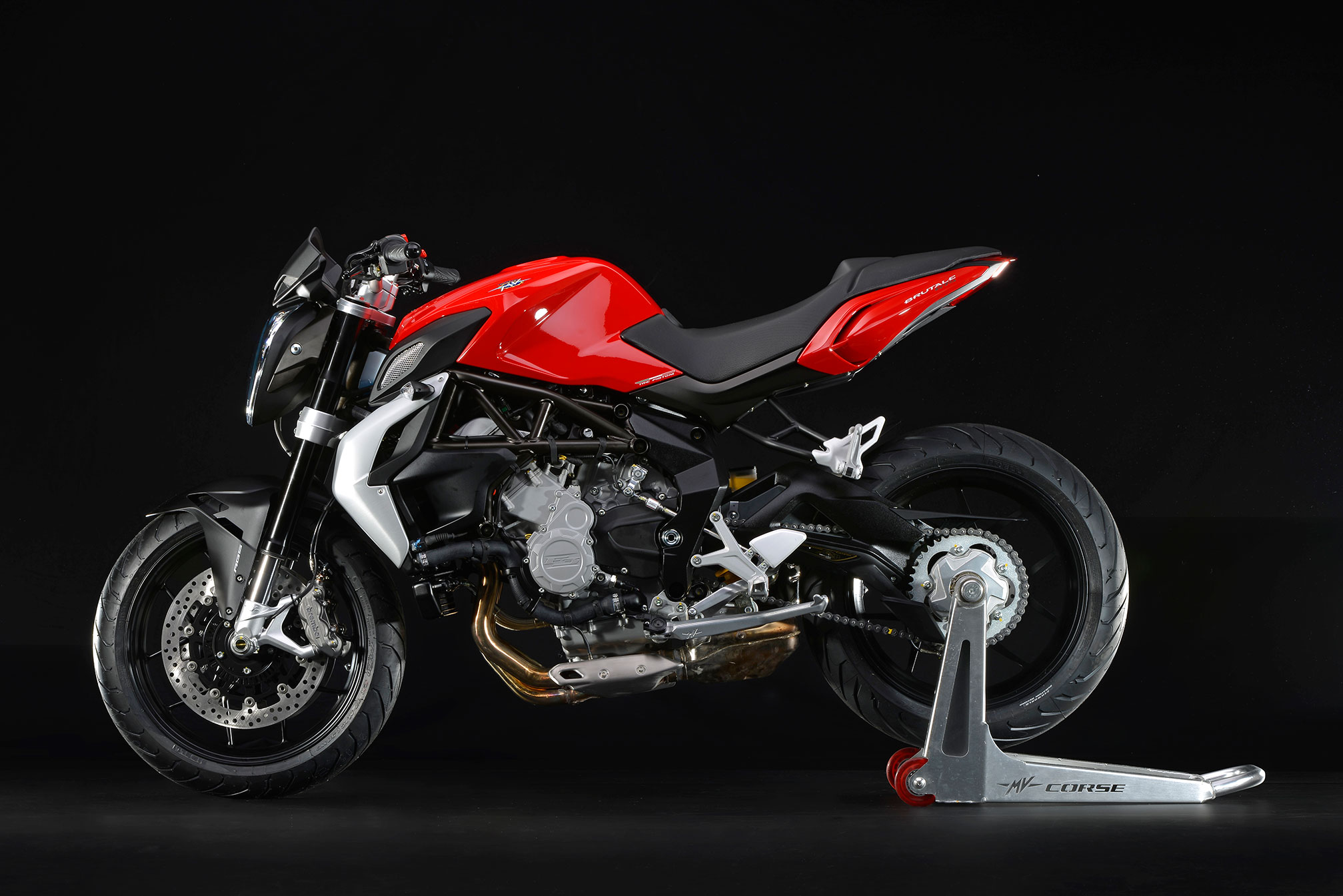 2016 MV Agusta Brutale 675 Review