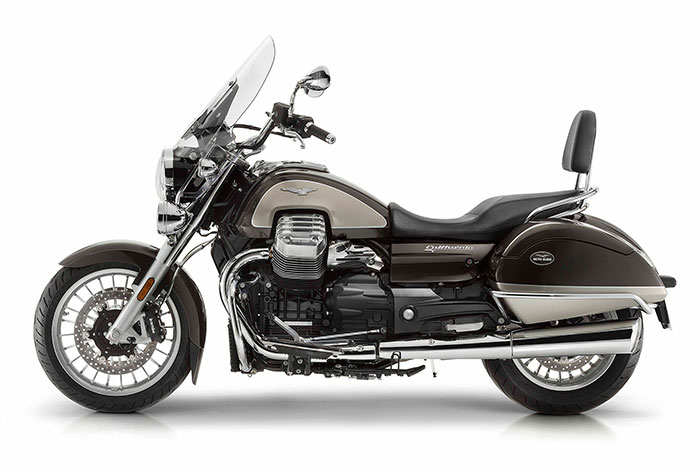2015 Moto Guzzi California 1400 Touring S.E.
