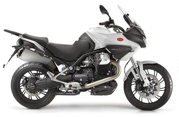 2015 Moto Guzzi Stelvio 1200 8V