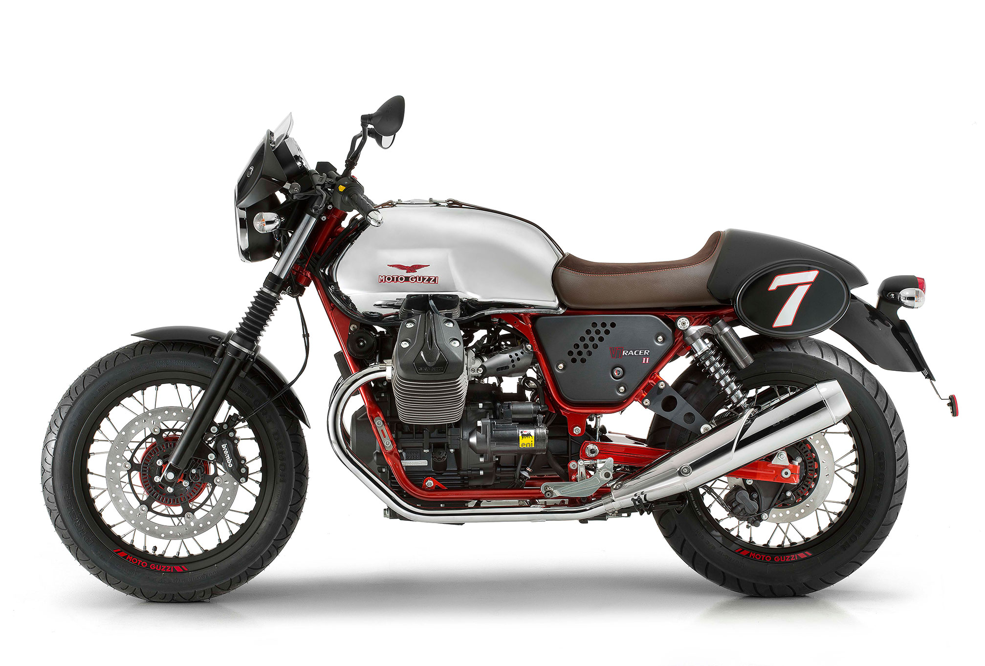 2015 moto guzzi v7 ii racer review. Black Bedroom Furniture Sets. Home Design Ideas