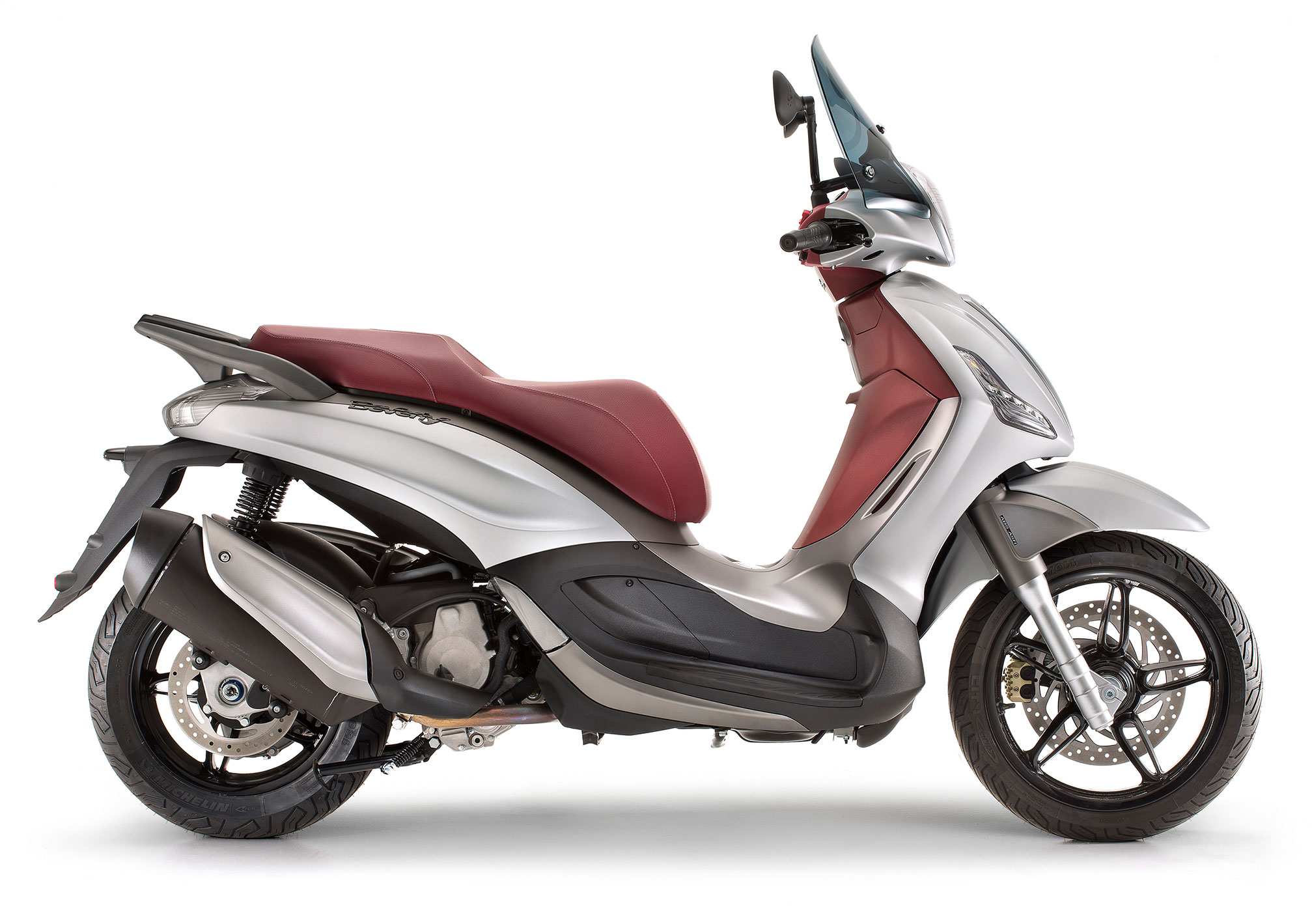 2015 Piaggio Beverly Sport Touring 350ie ABS Review