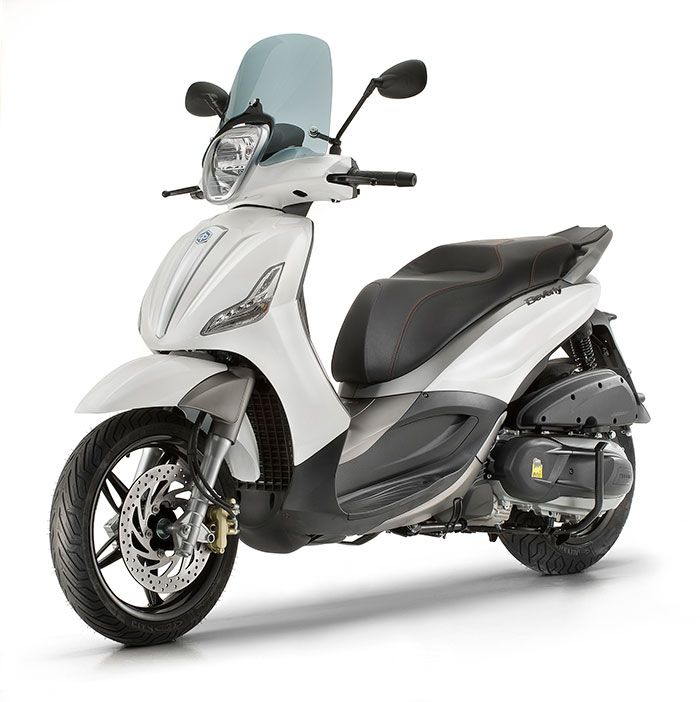 2015 Piaggio Beverly Sport Touring 350ie ABS