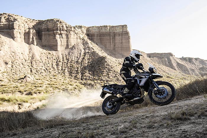2015 Triumph New Tiger 800 XC