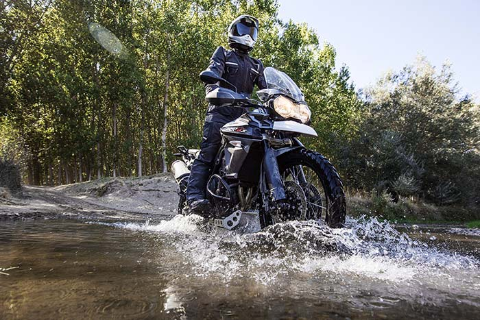 2015 Triumph New Tiger 800 XCx