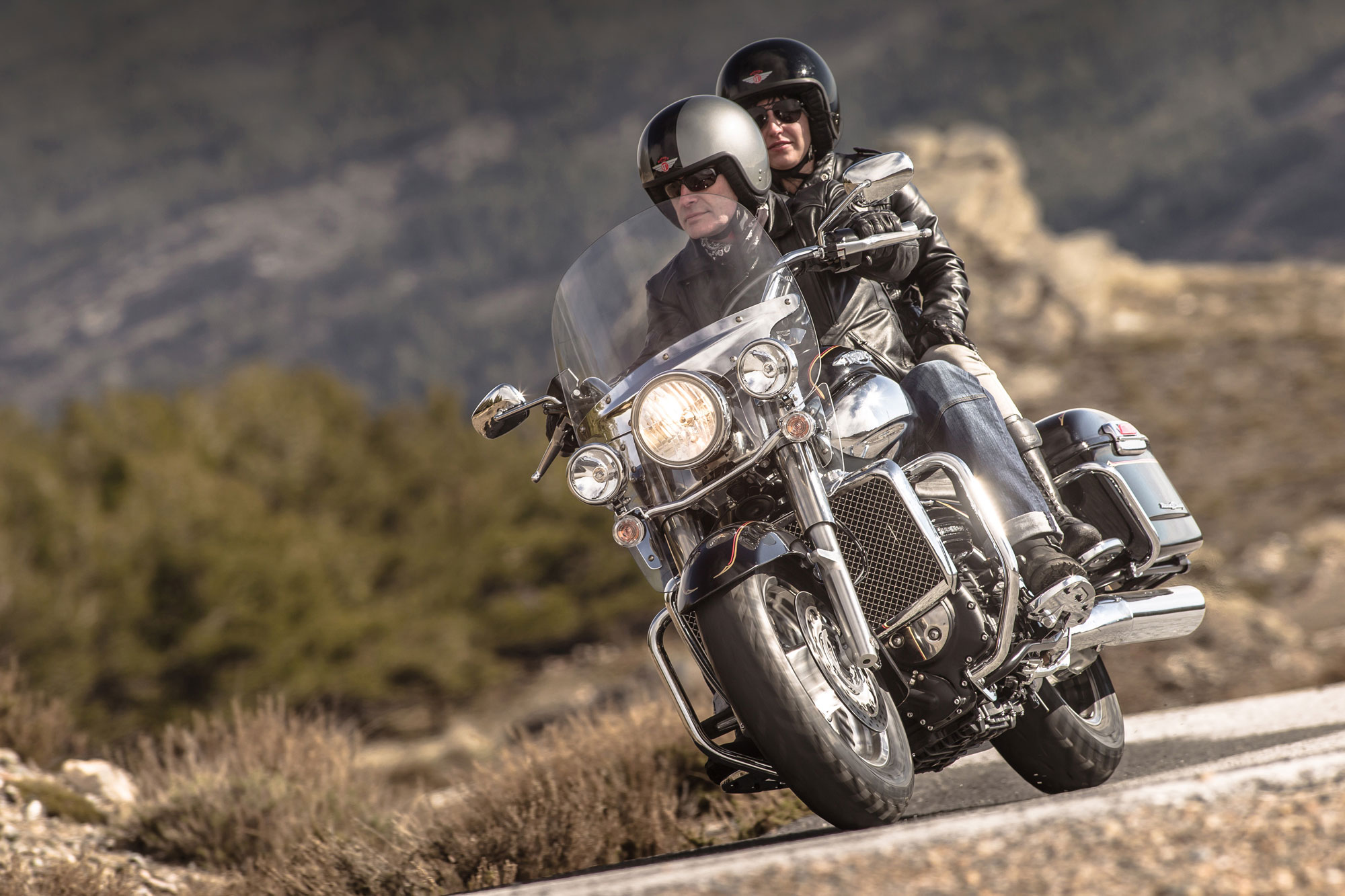 2015 triumph rocket iii touring review