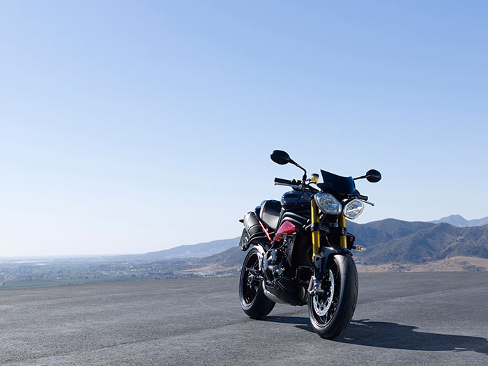 2015 Triumph Speed Triple R ABS
