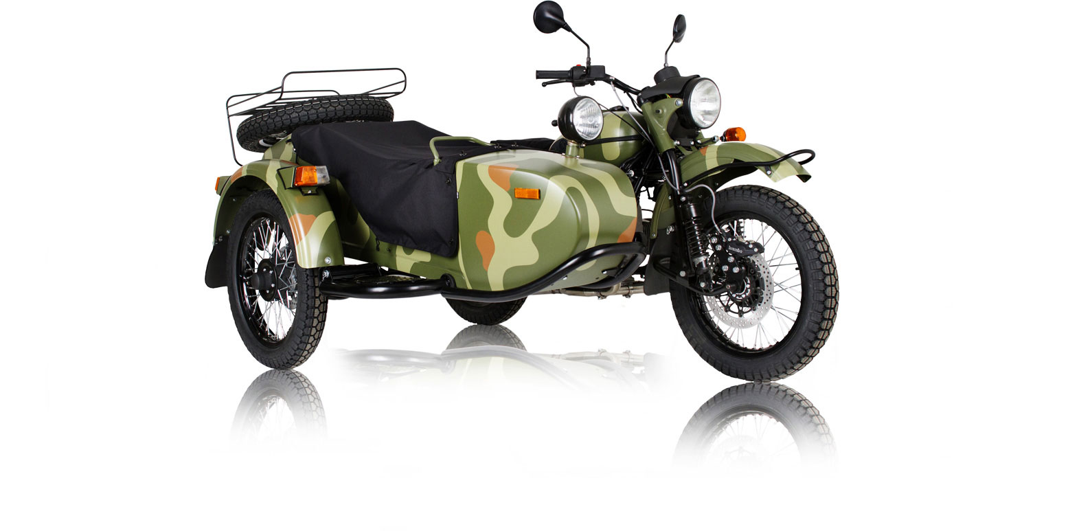 2015 URAL Gear Up Review