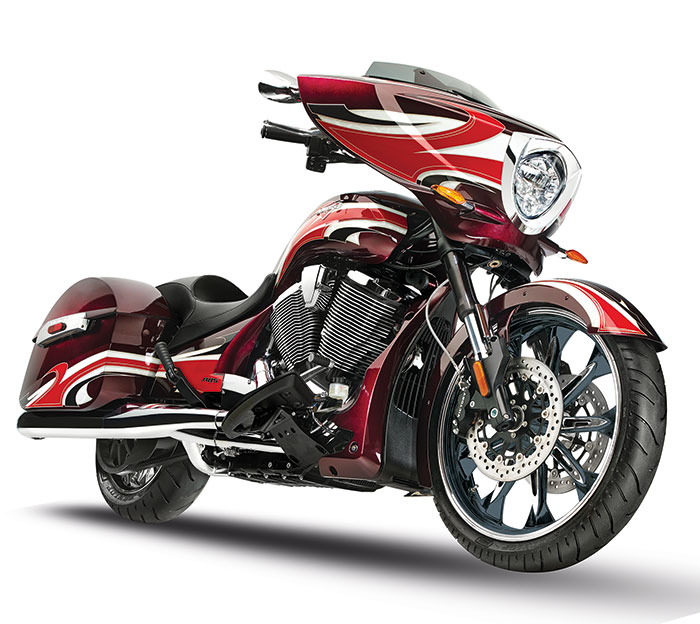 2015 Victory Ness Magnum Review