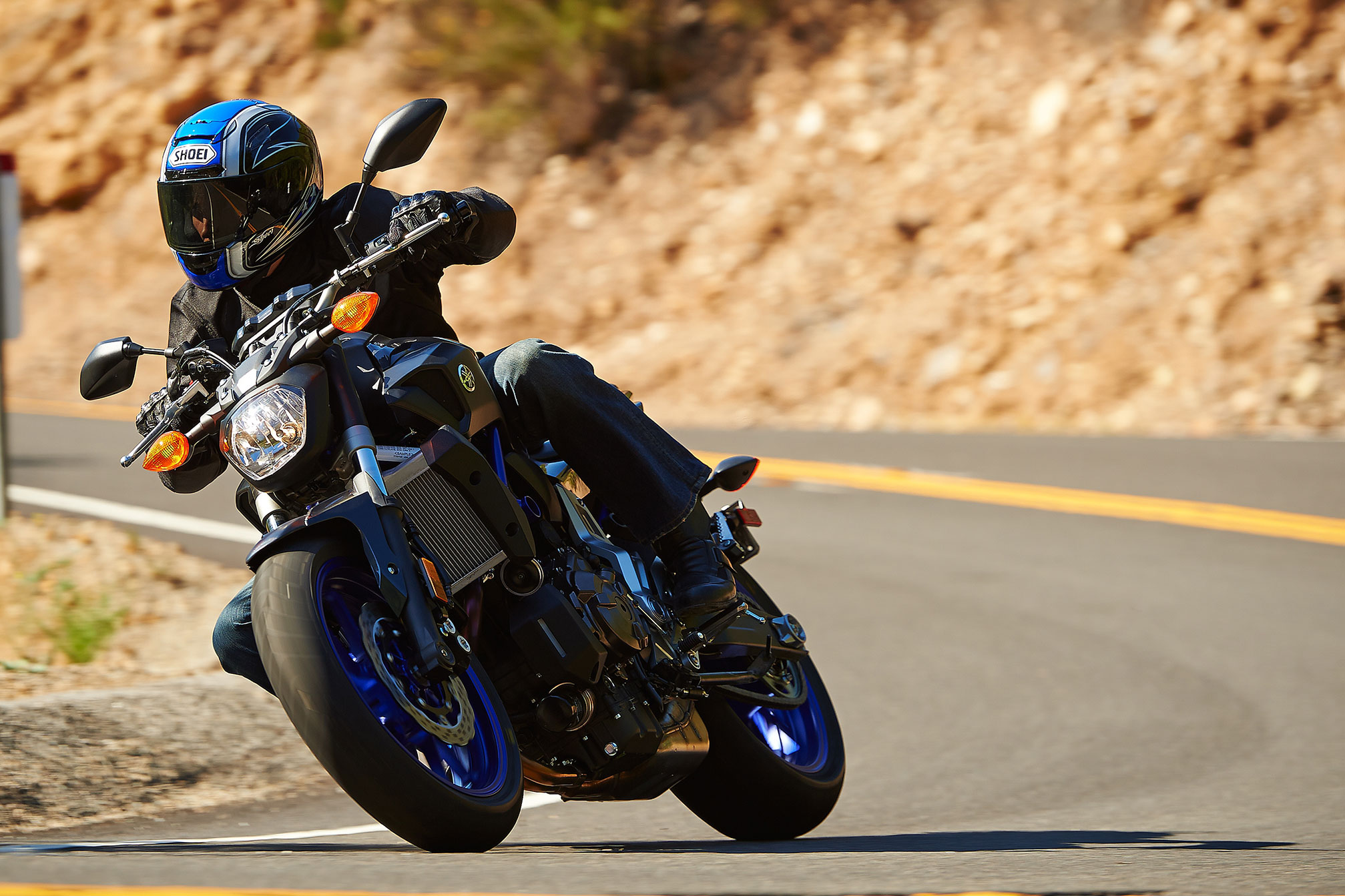 2015 Yamaha Fz 07 Review