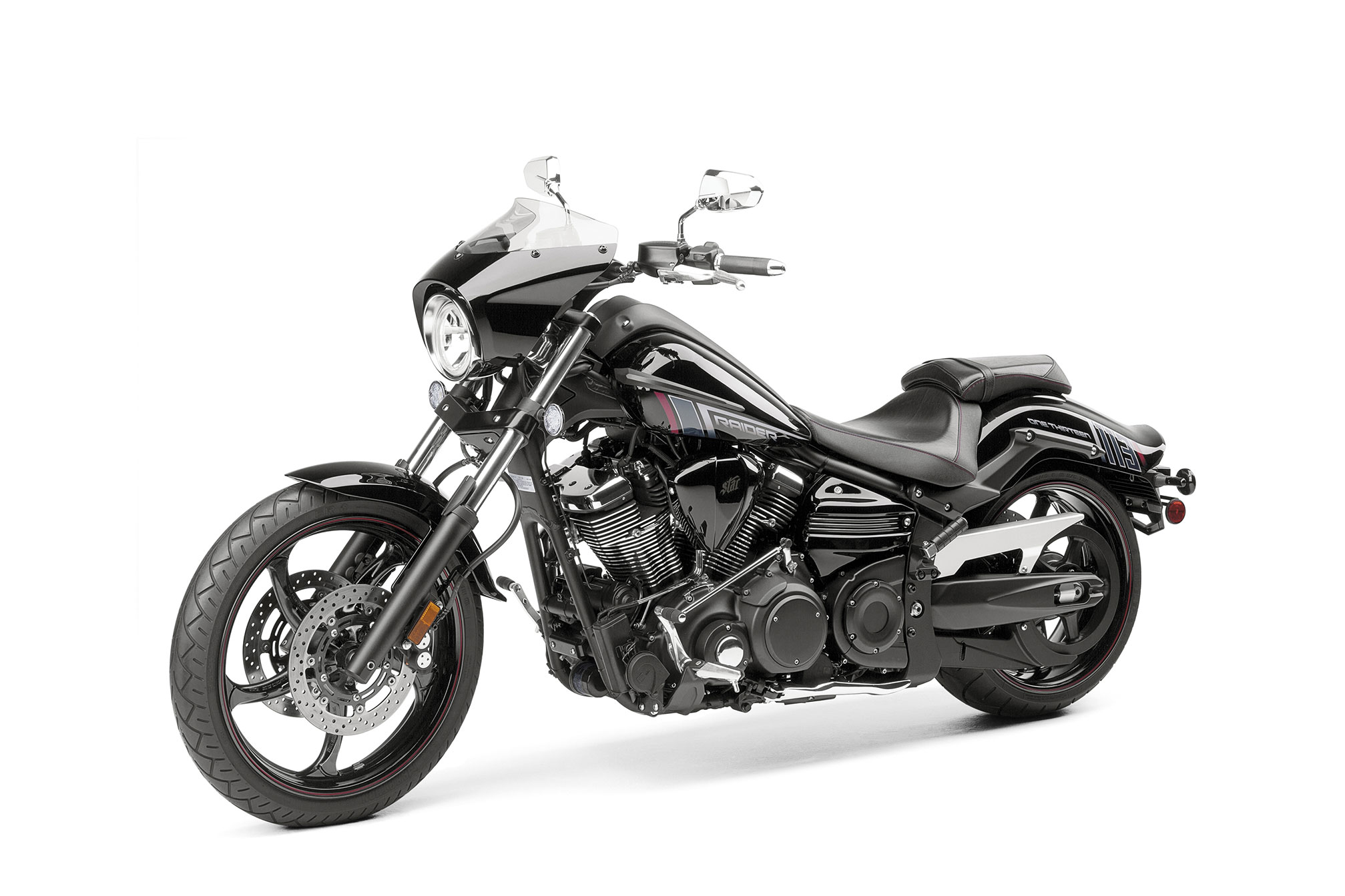2015 yamaha raider bullet cowl review. Black Bedroom Furniture Sets. Home Design Ideas