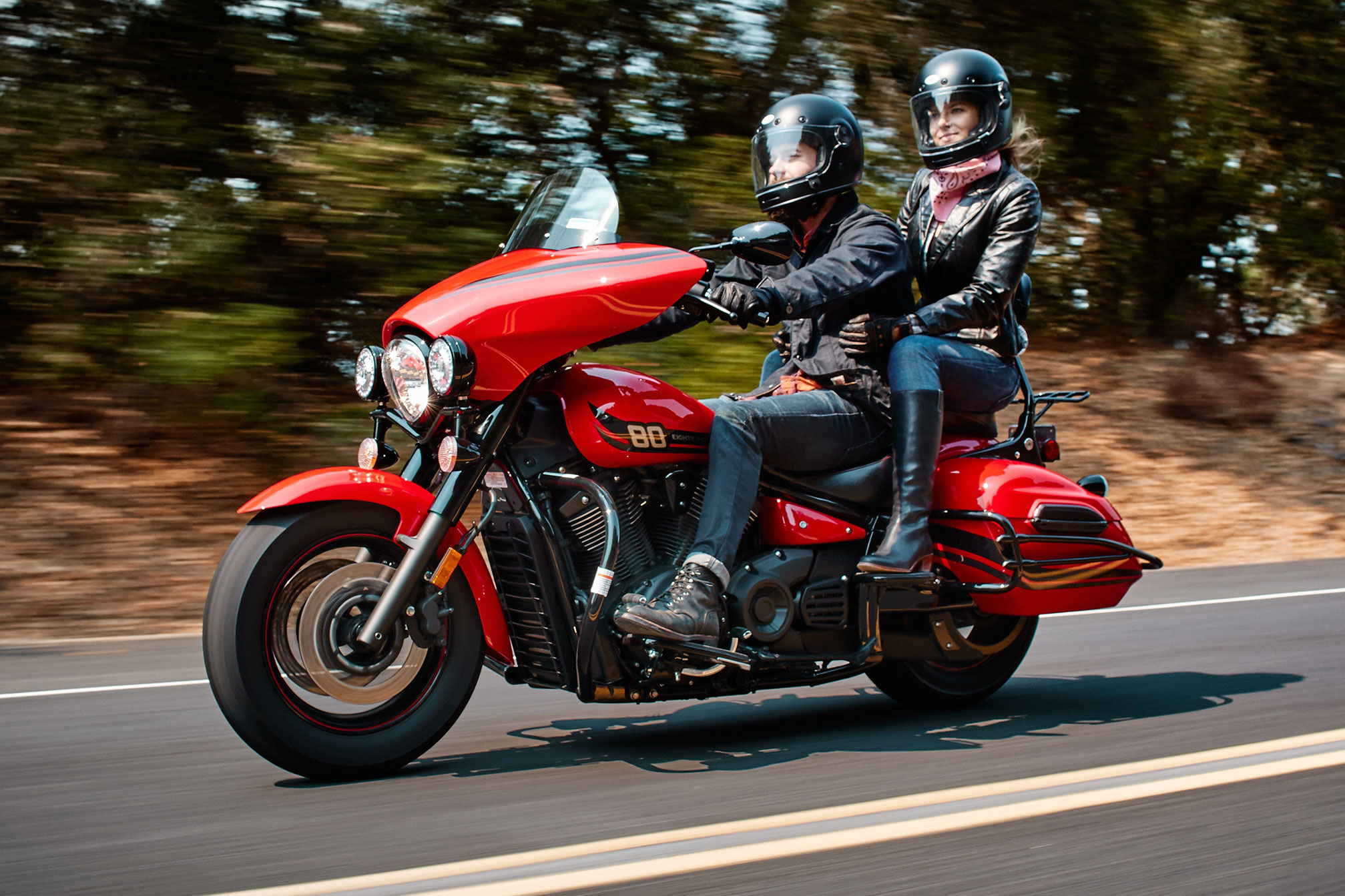 2015 yamaha v star 1300 deluxe review for Yamaha 1300 motorcycle