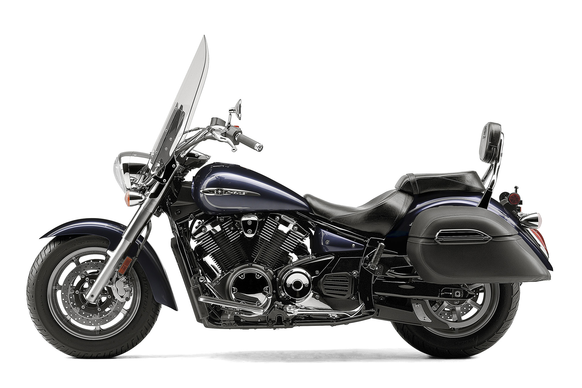 2015 Yamaha V-Star 1300 Tourer Review