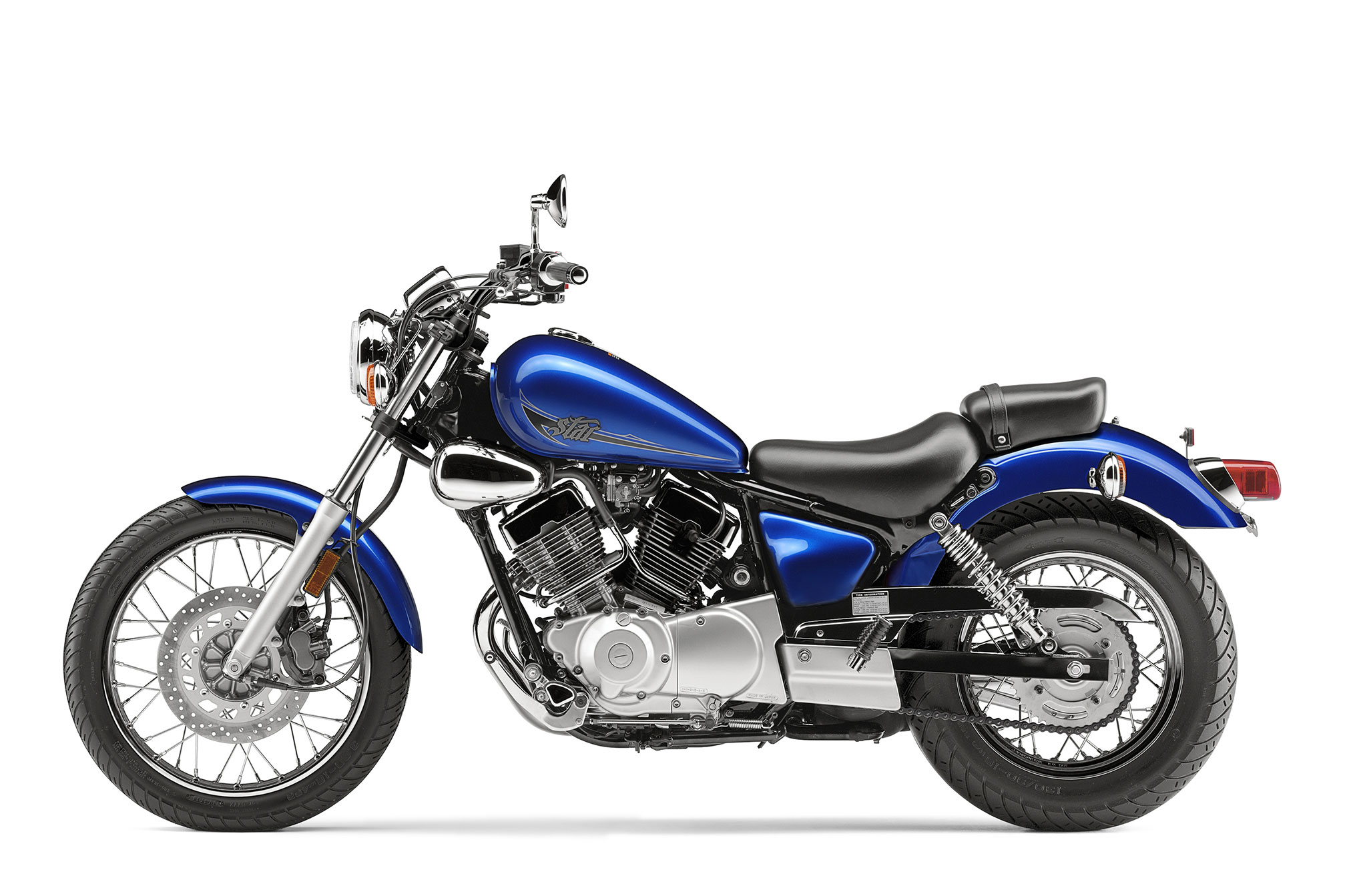 Yamaha V Star Value