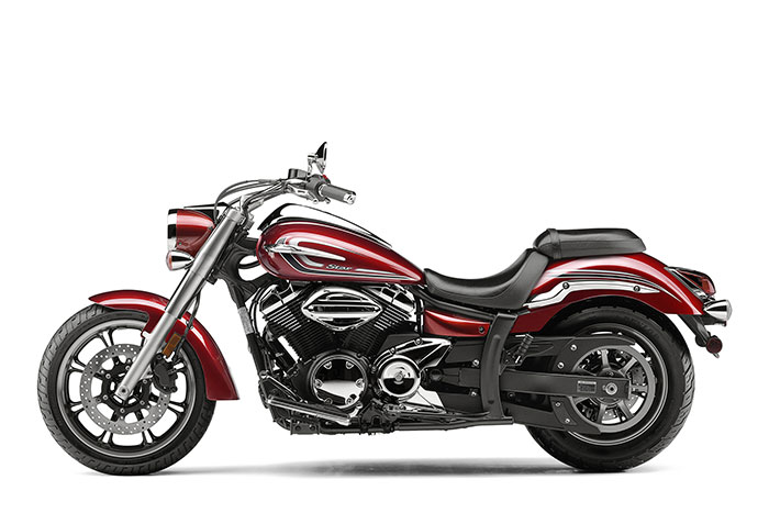 2015 Yamaha V-Star 950 Custom