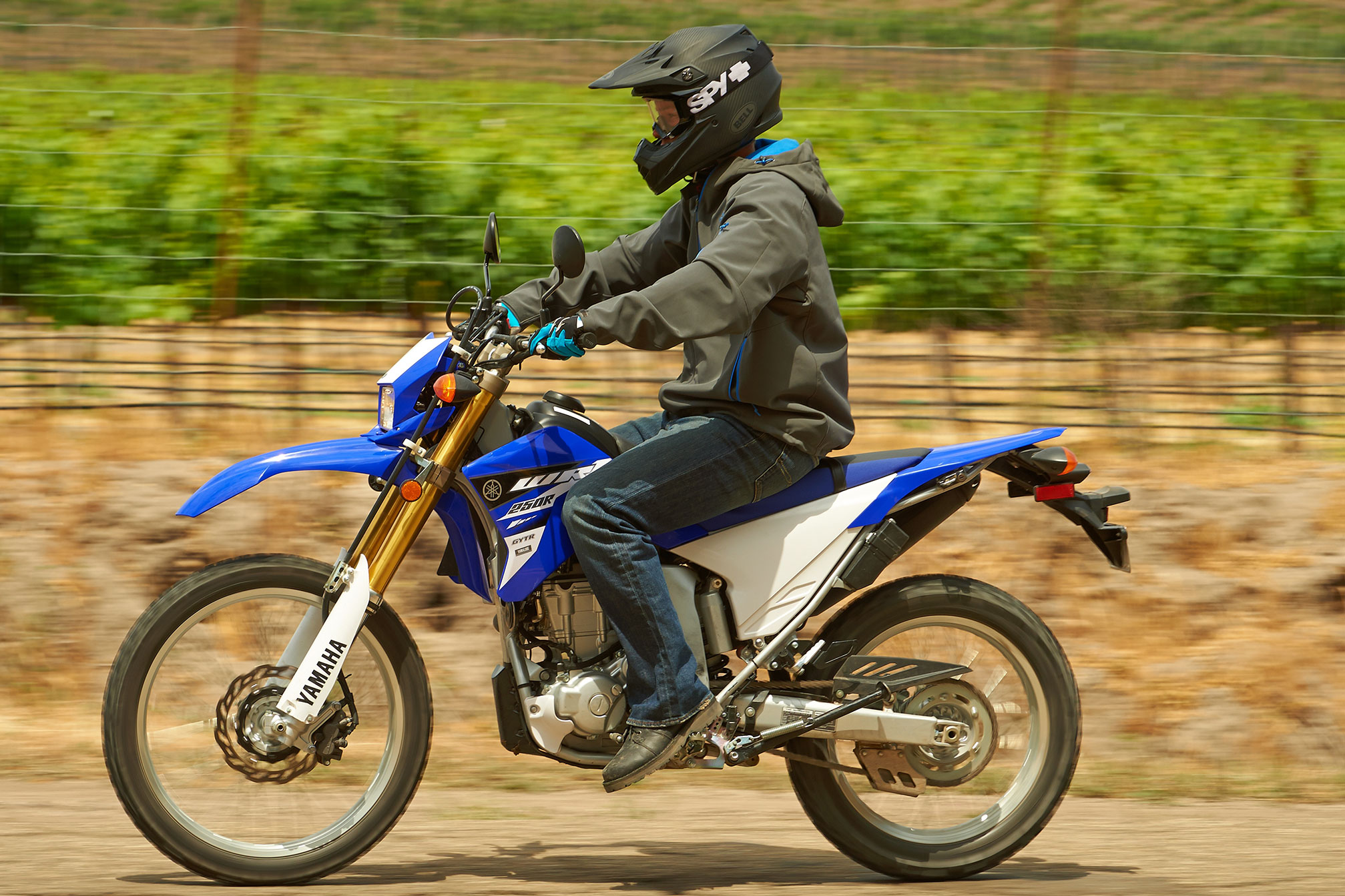 2015 Yamaha WR250R Review