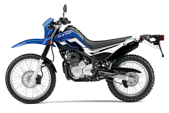 2015 yamaha xt250 review for Yamaha motorcycles okc
