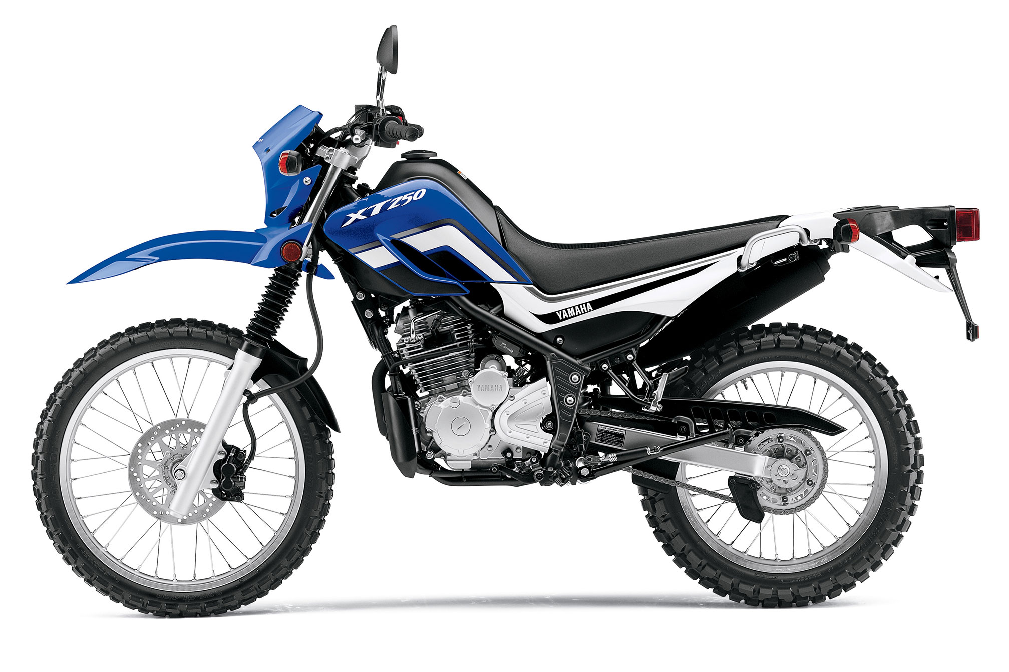 2015 yamaha xt250 review for Yamaha road motorcycles