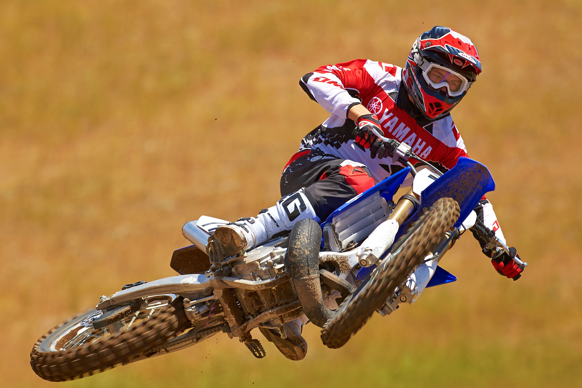 2015 Yamaha YZ250 Review