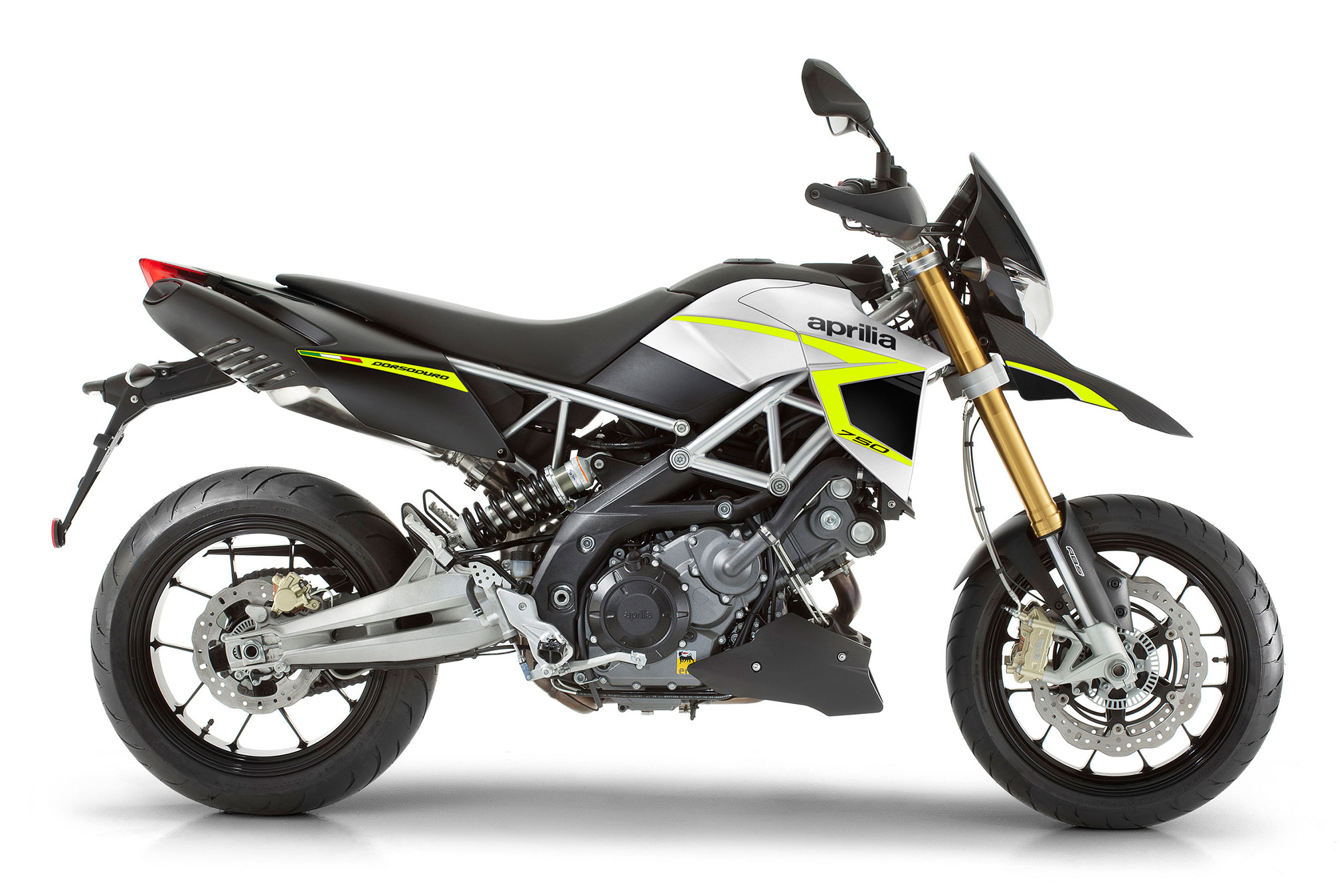 2016 Aprilia Dorsoduro 750 ABS Review