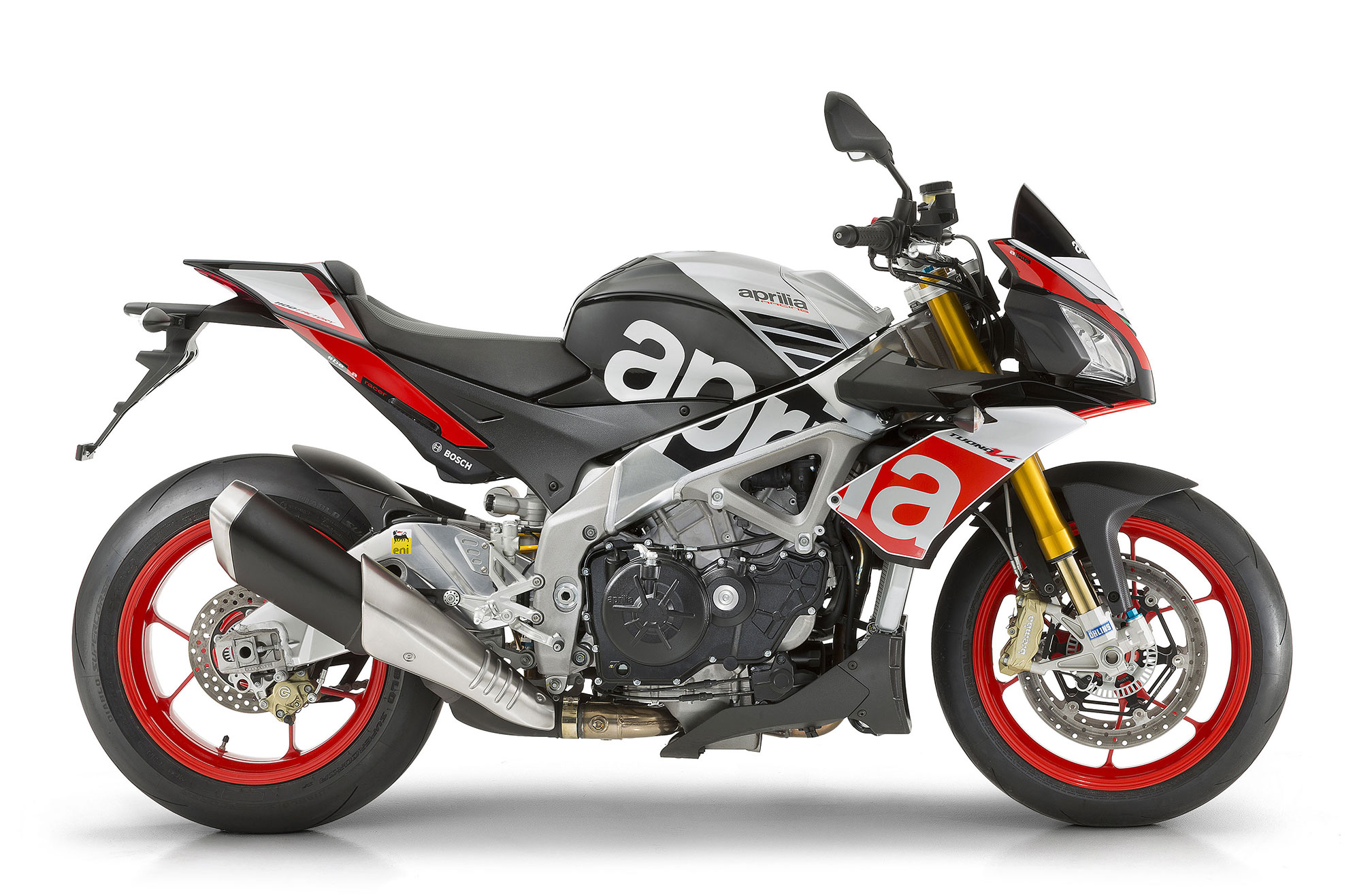 2016 aprilia tuono v4 1100 factory abs review. Black Bedroom Furniture Sets. Home Design Ideas
