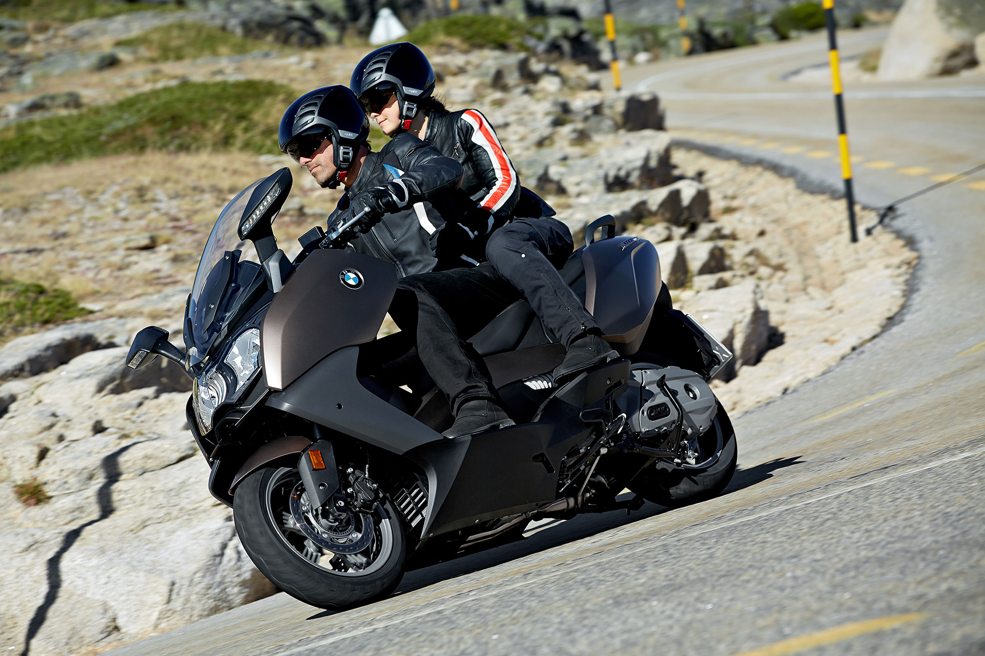 2016 BMW C650GT Review