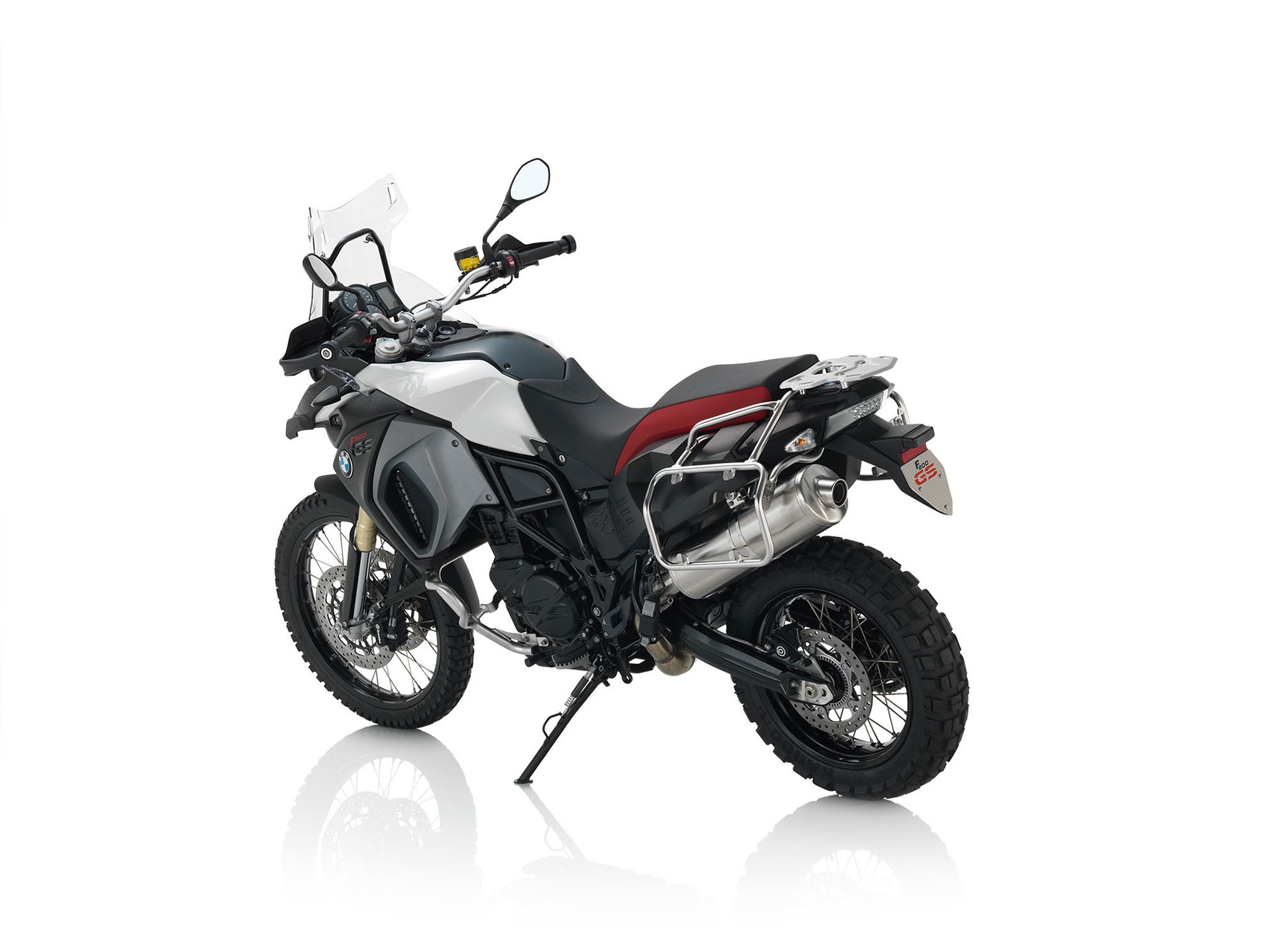2016 BMW F800GS Adventure Review