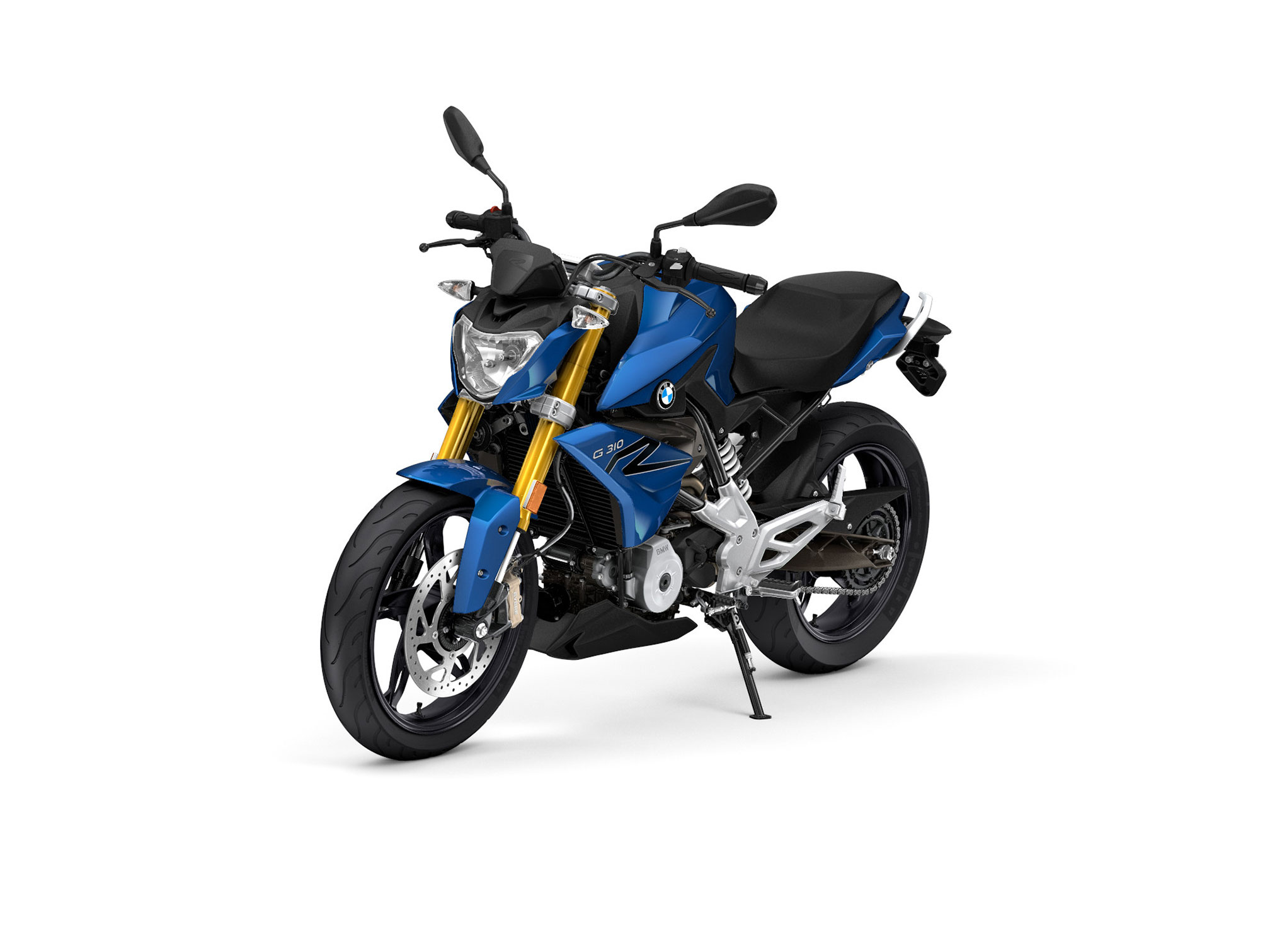 2016 BMW G310R Review