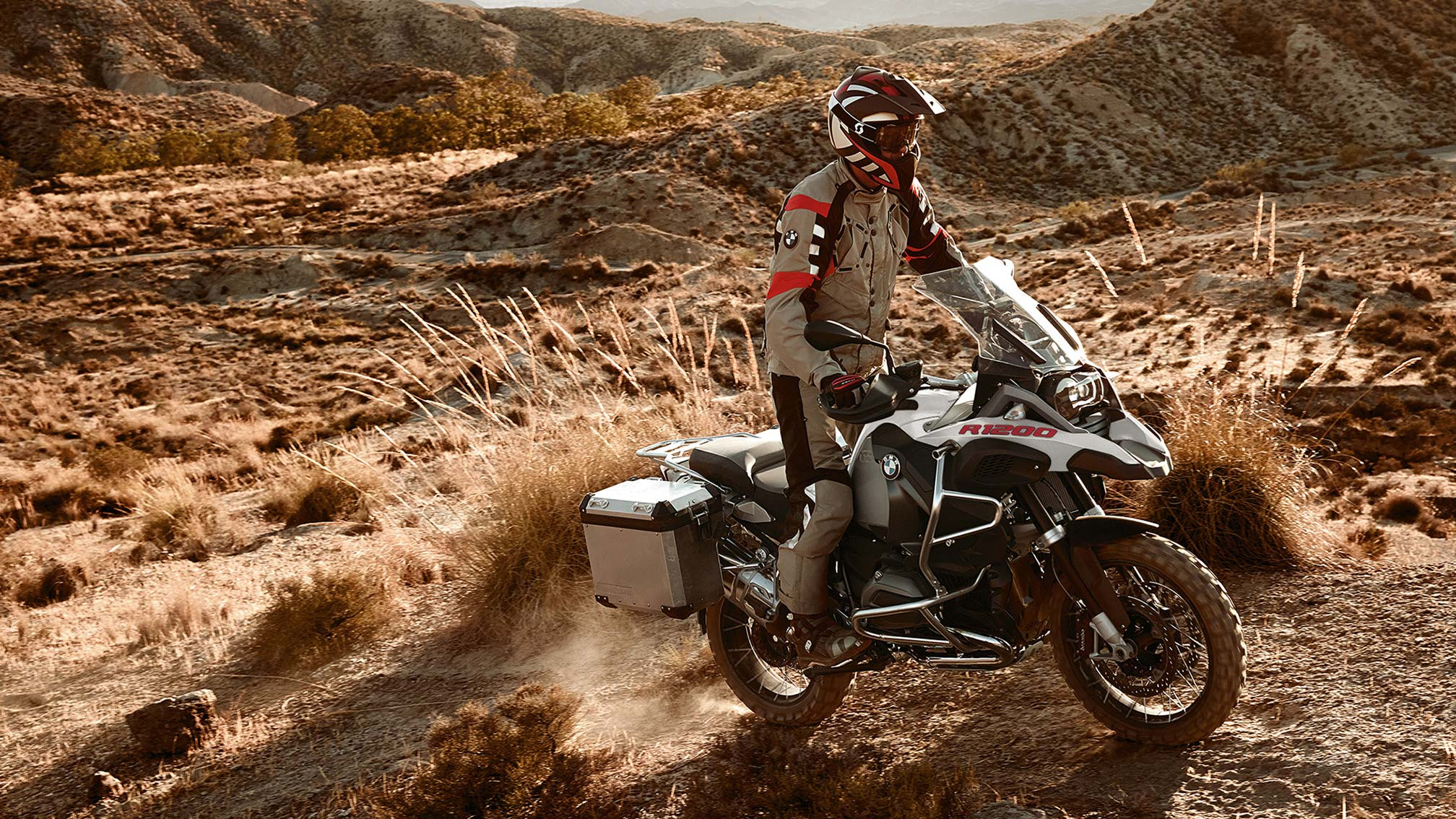 2016 BMW R1200GS Adventure Review