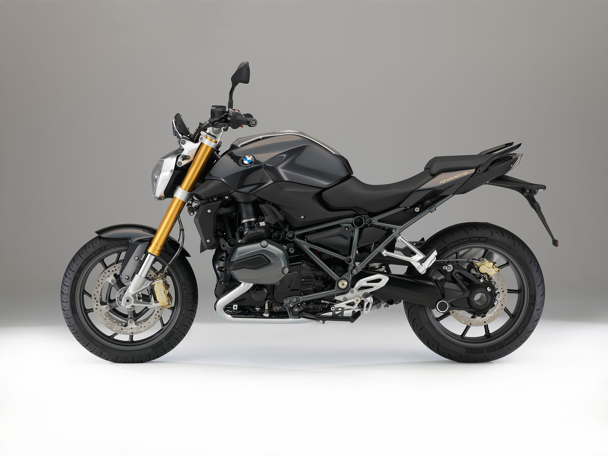 2016 BMW R1200R Review