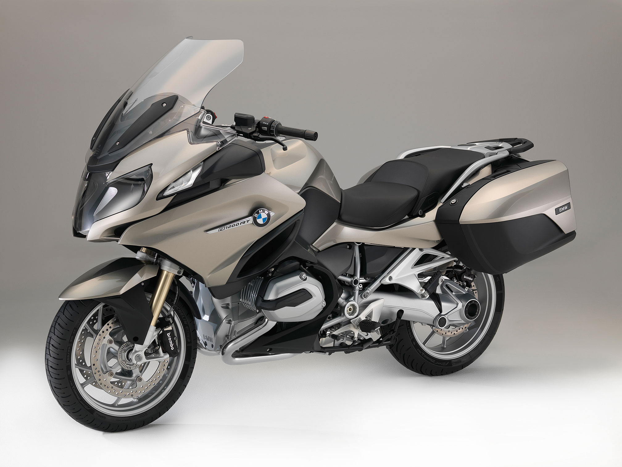 2016 BMW R1200RT Review