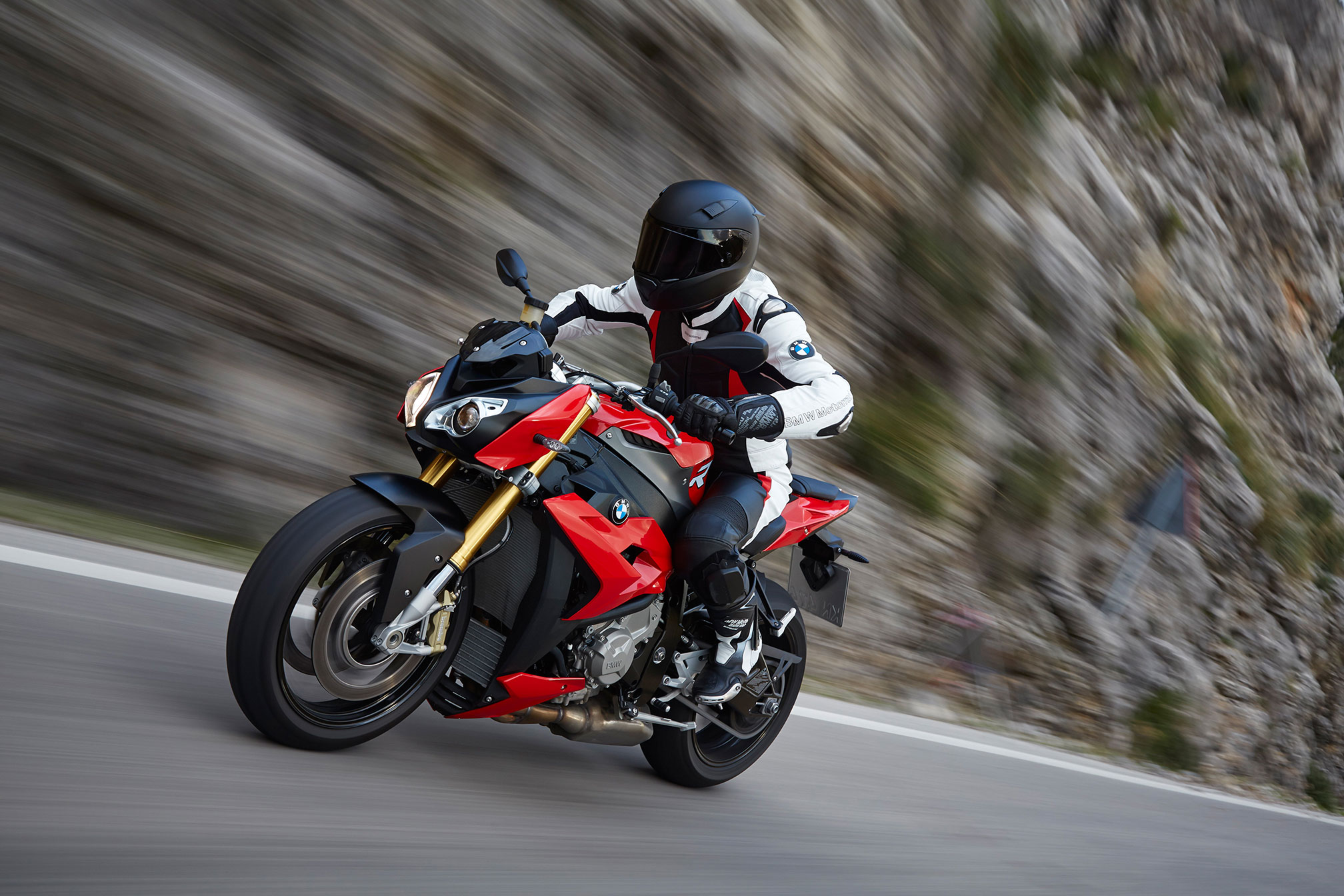 2016 Bmw S1000r Review