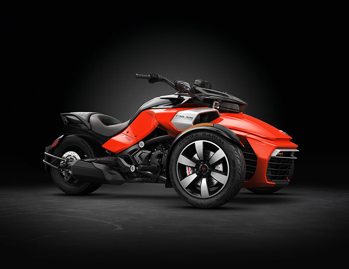 2016 Can-Am Spyder F3S