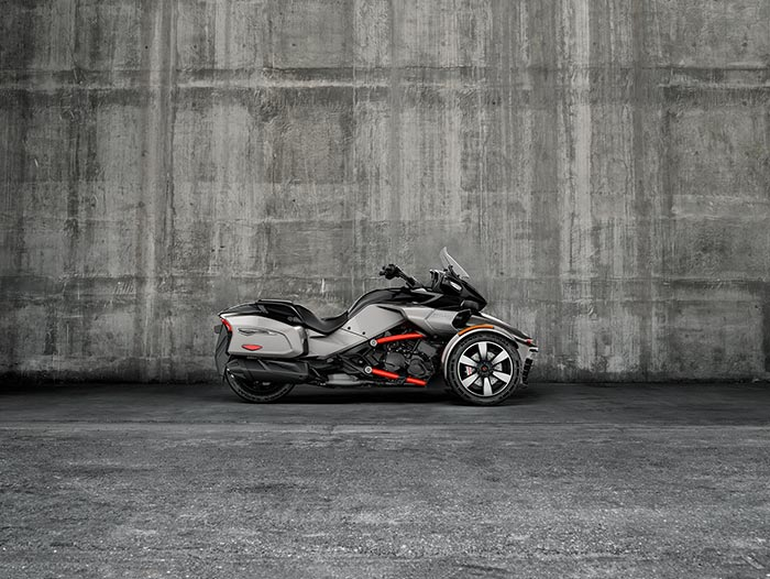 2016 Can-Am Spyder F3T