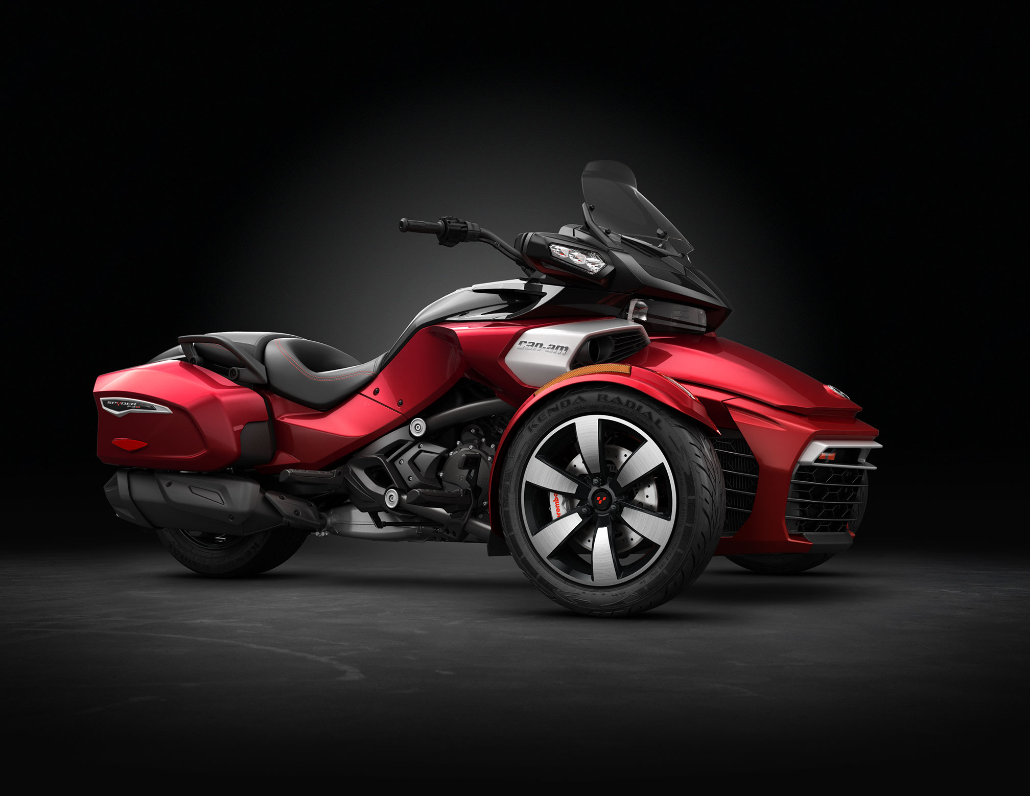 2016 can am spyder f3t review. Black Bedroom Furniture Sets. Home Design Ideas