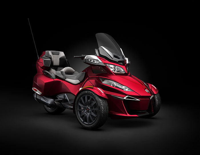 2016 Can-Am Spyder RTS