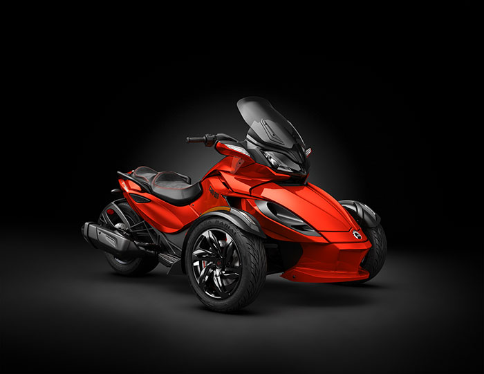 2016 Can-Am Spyder STS