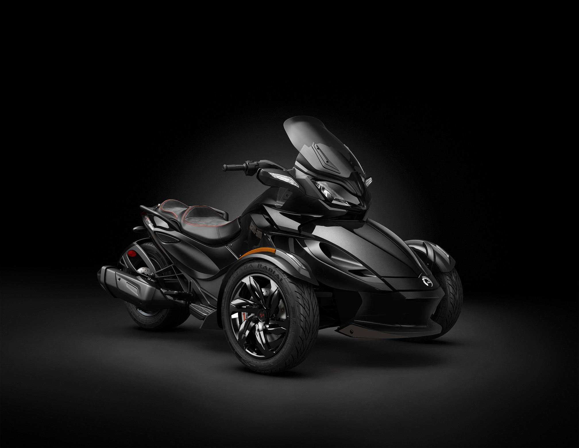 2016 can am spyder sts review. Black Bedroom Furniture Sets. Home Design Ideas