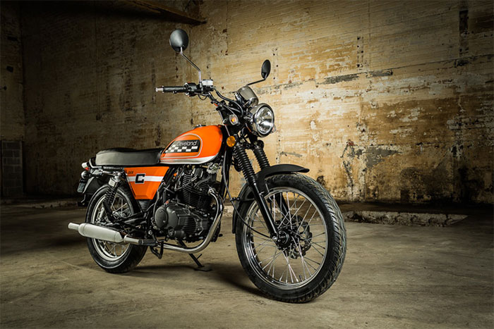 2016 Cleveland CycleWerks Ace Standard