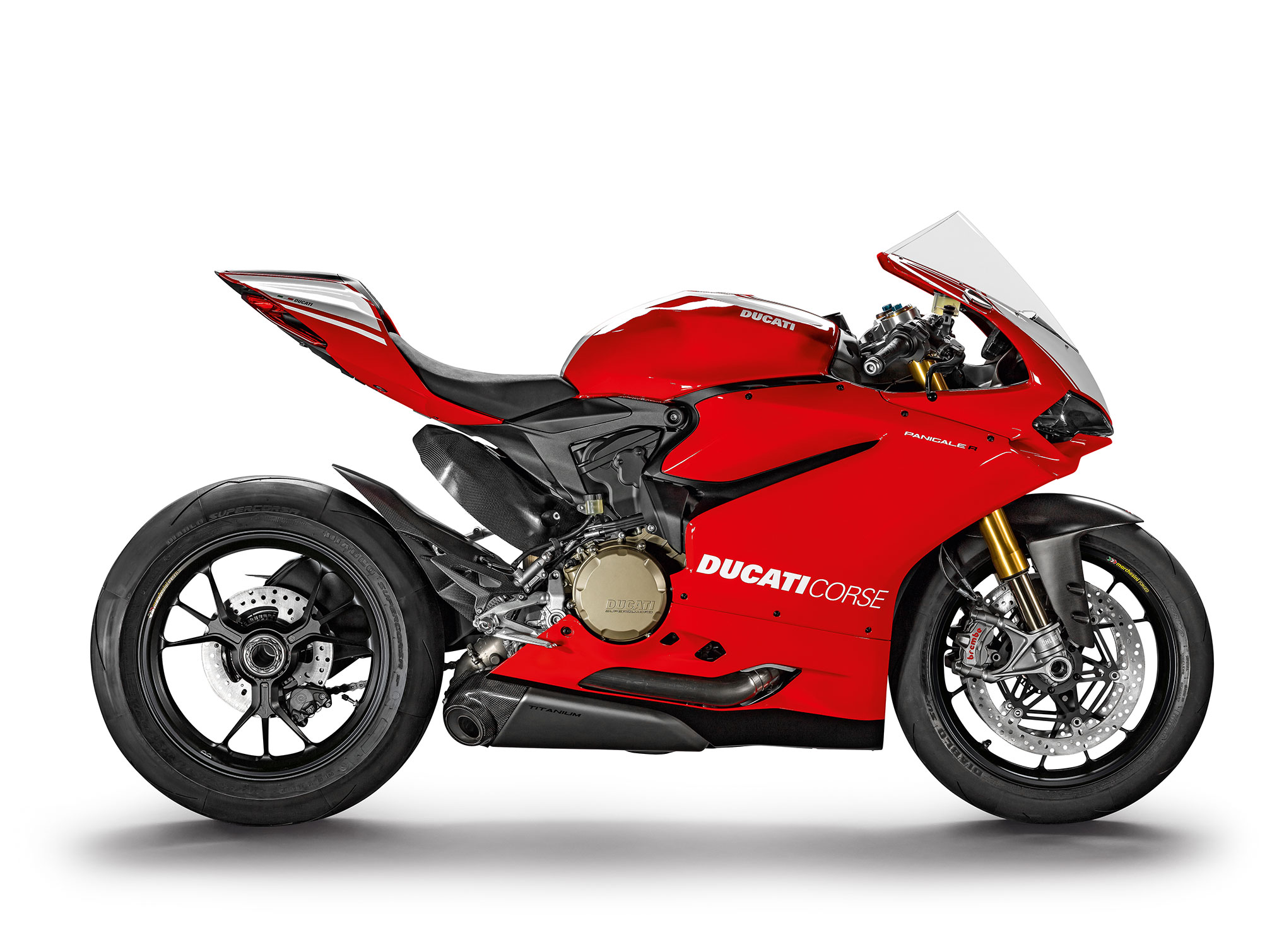 Ducati Panigale R Review