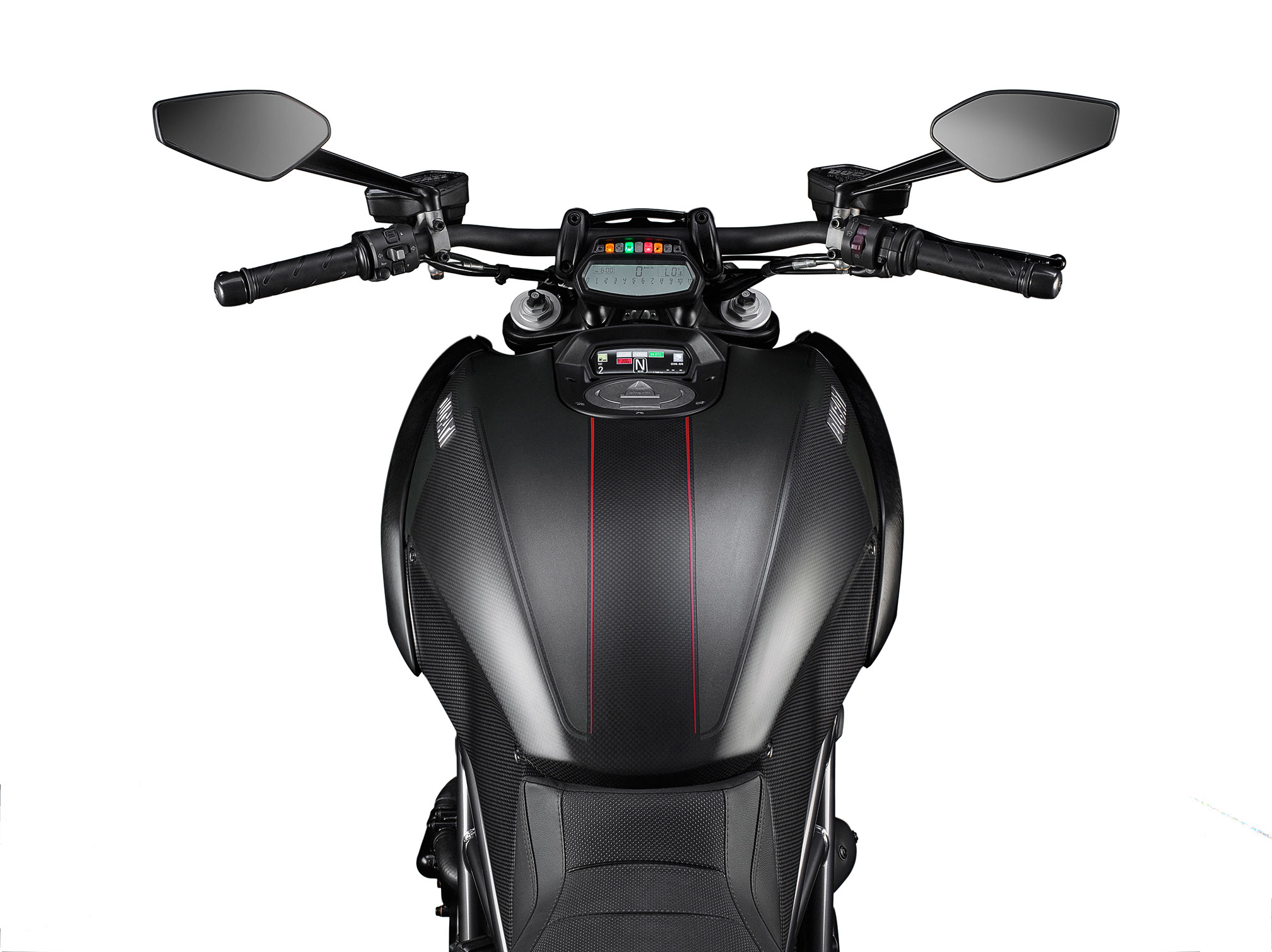 2016 Ducati Diavel Carbon Review