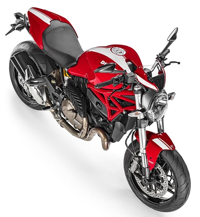 2016 Ducati Monster 821 Stripe
