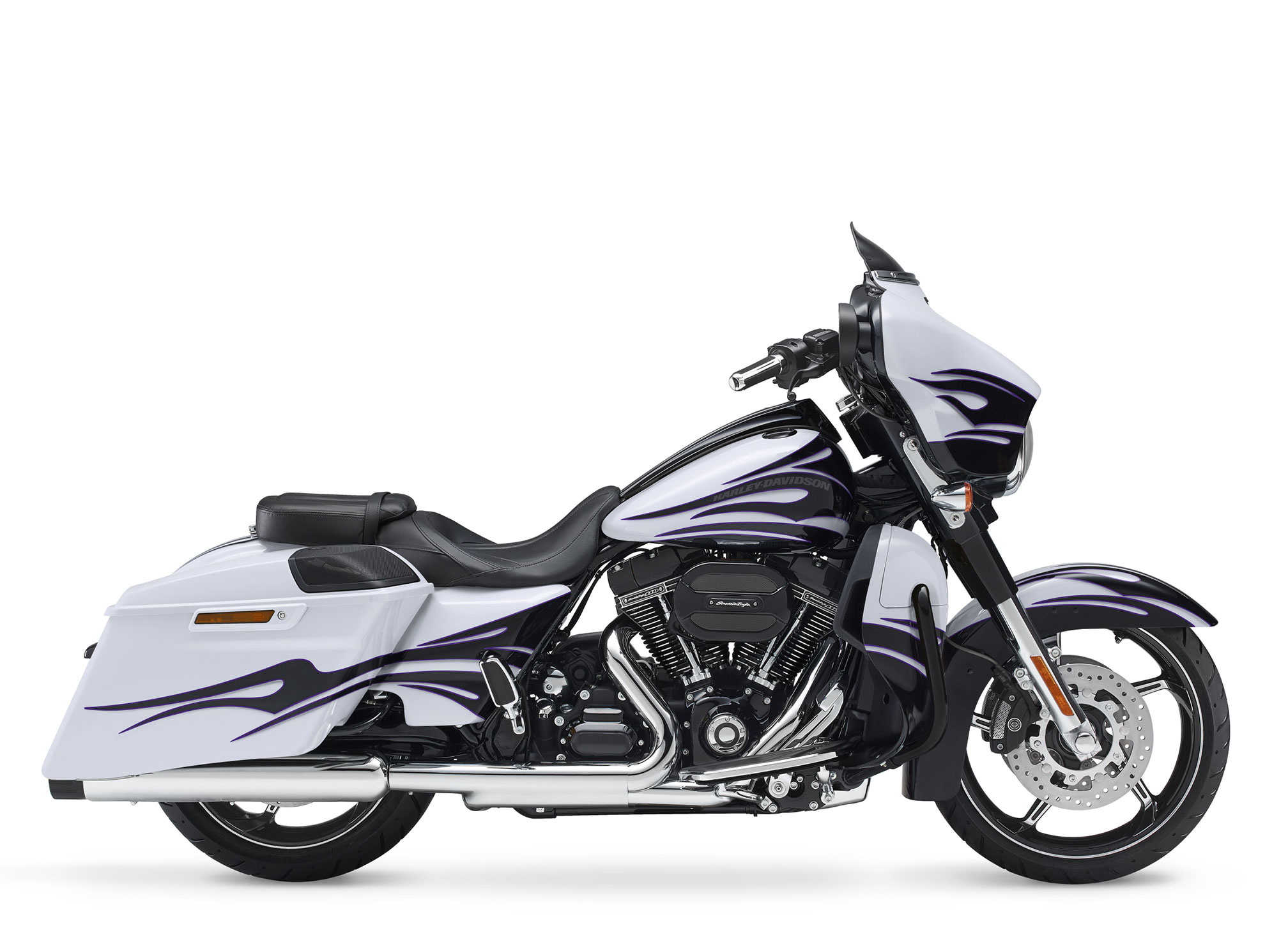 2016 harley davidson cvo street glide review. Black Bedroom Furniture Sets. Home Design Ideas