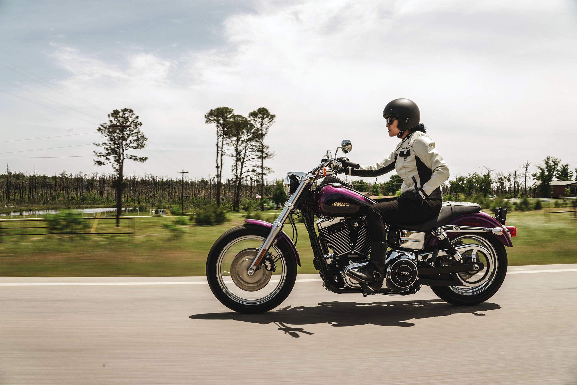 Harley Davidson Dyna Low Rider Review
