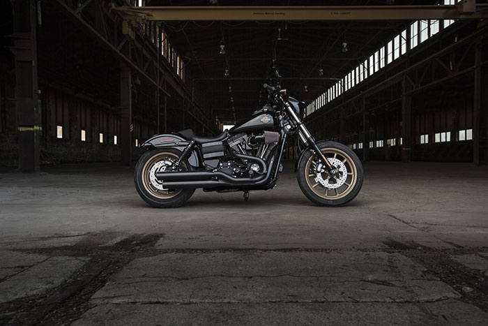 2016 Harley-Davidson Low Rider S - Coolness Factor = 78.2% - Total